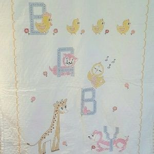 Other - New Handmade Baby Quilt